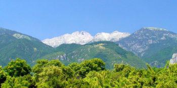 Λιτοχωρο - Γκολνα - Πηγη Καστανας - Λιτοχωρο