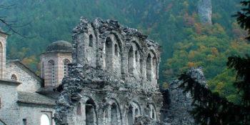 Πριονια - Αγιο Σπηλαιο -Ι.Μ. Αγιου Διονυσιου