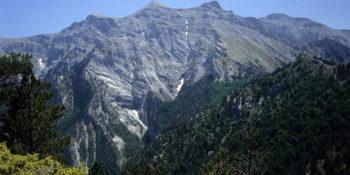 Agia Triada Vrontous - Krevatia - Barbalas